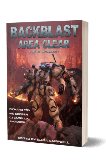 Backblast Area Clear: Vol. 1