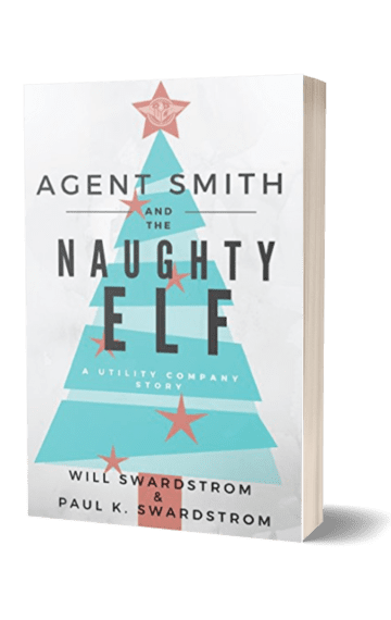Agent Smith and the Naughty Elf