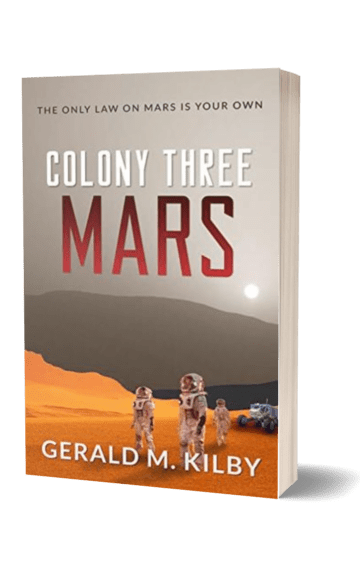 Colony Three Mars