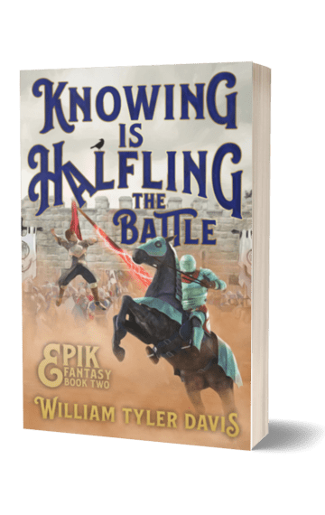 Knowing is Halfling the Battle